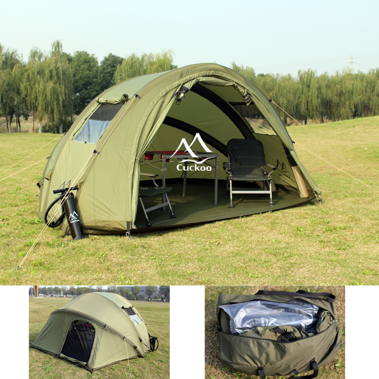 What is Inflatable tent ?