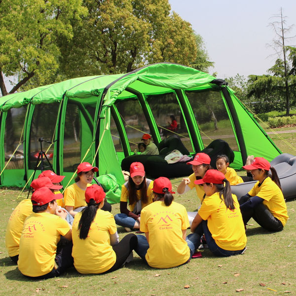 Cuckoo Family travel camping tent (7)