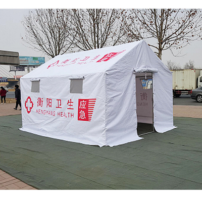 Large Heavy duty canvas army Medical Tent