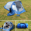 Portable Outdoor Bivvy Inflatable Camping Tent