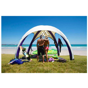 Summer Air Beach Tent / inflatable sun shade tent